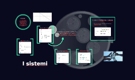 I sistemi