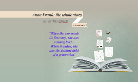 Ana Frank: the whole story
