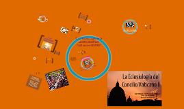 Copy of ECLESIOLOGÍA