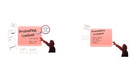Presenting Content Intro