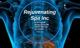 Rejuvenating Spa Inc