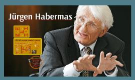 Jürgen Habermas!
