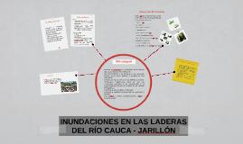 INUNDACIÓN DEL JARILLÓN - RÍO CAUCA