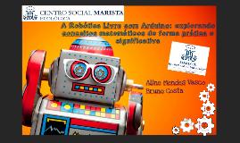 Copy of Robótica+Arduino+Matemática