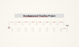Developmental Timeline Project