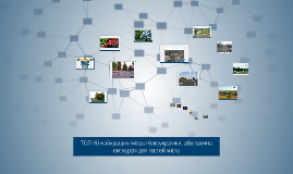 Copy of Топ 10найкращих місць Новоукраїнки або заочна екскурсія для гостей міста