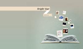"""Bright Star"" by John Keats"
