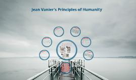 Religion project: jean vanier