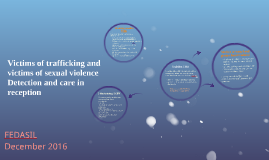 Victims of THB and SGBV - training 2016