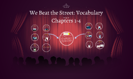 We Beat the Street: Vocabulary