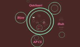 Copy of Quicksort Algorithm
