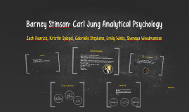 Copy of Barney Stinson: Carl Jung Analytical Psychology