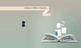 Adoption in Children's Literature