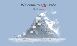 Copy of Welcome to 4th Grade