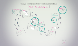 Copy of Change Management and Communication Plan