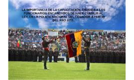 """""""VI CURSO INTERNACIONAL DE ESPECIALIZACION PARA INSTRUCTORES"""