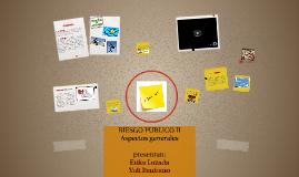 RIESGO PUBLICO II