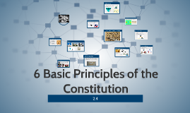6 Basic Principles of the Constitution