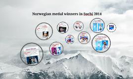 Norwegian Olympics Games