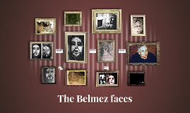 The Belmez faces