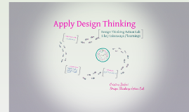 Apply Design Thinking