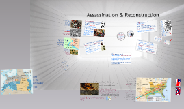Civil War, Assassination and Reconstruction