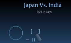 Japan Vs. India