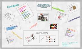Copy of Credenciales Beans Comunicaciones