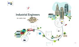 Industrial Engineer Functions