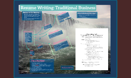 Copy of Resume Writing Basics