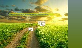 Copy of aplicación de limites en la administración y la vida cotidia