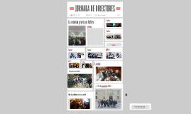 JORNADA DE DIRECTORES