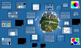 CH 4 - Light