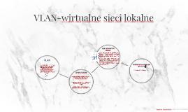 VLAN-sieci lokalnych