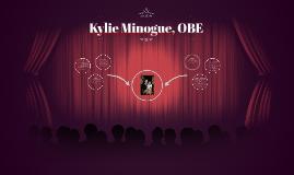 Kylie Minogue, OBE
