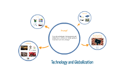 Technology and Globalization