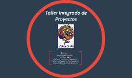 Taller Integrado de Proyectos 2018