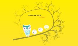 Sitios activos