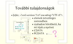 XML Összefoglaló