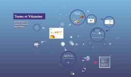 Tonus et Vitamine