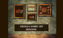 TREBALL SOBRE ART ROMÀNIC