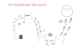 Republicans take power