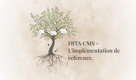 DITA CMS - L'implémentation de référence.