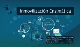 Copy of Inmovilización Enzimática