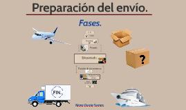 Preparación del envío.