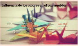 influencia de los colores en el consumidor
