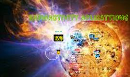 RADIOACTIVITY APLICATTIONS