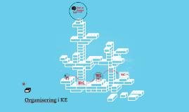 Organisering i KE