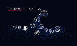 Copy of SINDROME DE MARFAN