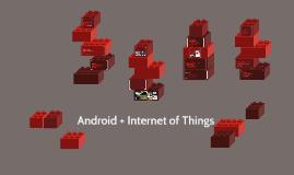 Android + Internet das Coisas